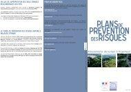 Plaquette d'information sur la révision du PPR - 4,02 Mb