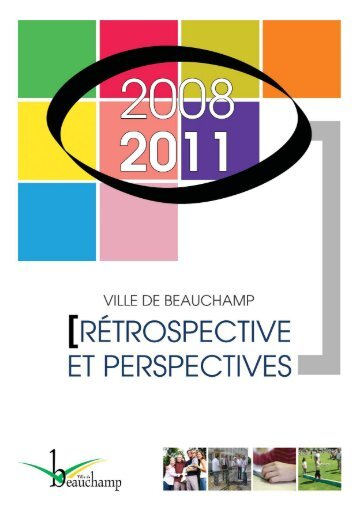Bilan mi mandat 2008 2011.qxd - Beauchamp