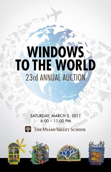 to view more exciting live and silent auction items - The Miami Valley ...