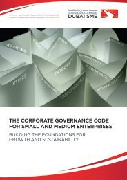 The Corporate Governance Code for Small and Medium Enterprises