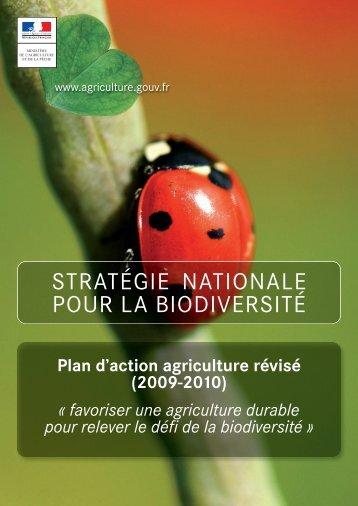 Plan d'action agriculture révisé - DRIAAF Ile-de-France - Ministère ...