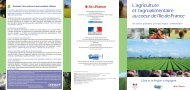 projet 1.indd - DRIAAF Ile-de-France