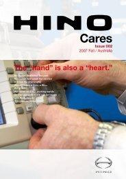 DOWNLOAD PDF (1101 kb) - Hino Motors Canada, Ltd.