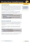 Protection Intelligence Protection Intelligence - Symantec - Page 6