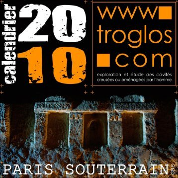 Paris Souterrain - Troglo