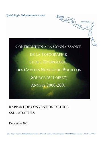 ANNEES 2000-2001 - HAL