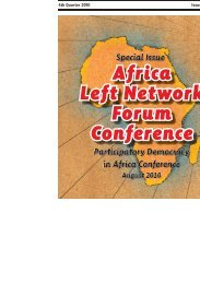 Issue 182 - Fourth Quarter 2010 - South African Communist Party