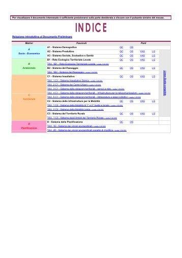 Relazione introduttiva al Documento Preliminare - Unione Terre e ...