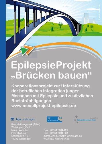 / v (T - Modellprojekt Epilepsie
