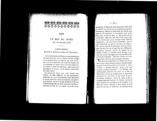 LE ROI DU NORD - Open Book Publishers