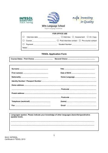 wits ac za application status