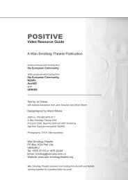 Positive Guide 1up A4.indd - Wan Smolbag Theatre
