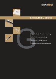 Structured Cabling - AlHof