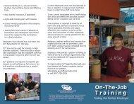 Employer Brochure - Alaska Job Center Network