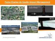 Paris-Charles de Gaulle Airport Management - Hubstart Paris