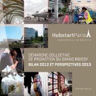 le rapport d'activités - Hubstart Paris