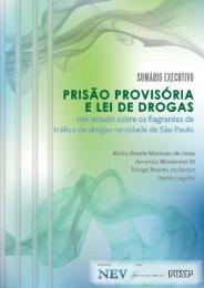 download do Sumário Executivo - Núcleo de Estudos da Violência ...