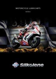MOTORCYCLE LUBRICANTS