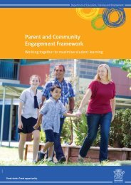 parent-community-engagement-framework