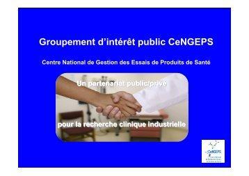 Support introductif des formations SIGREC - CeNGEPS