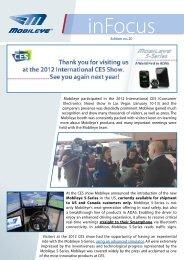 Mobileye-Newsletter