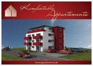 Appartement-Haus mit 10 Appartements