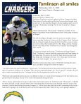Chargers Newsletter - WOHS - Page 2