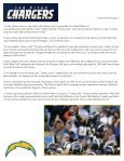 Chargers Newsletter - WOHS - Page 6
