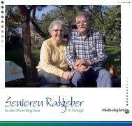 Senioren-Ratgeber für den Rhein-Sieg-Kreis - Sen-Info