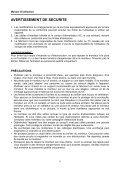 ASSISTANCE TECHNIQUE (FOIRE AUX QUESTIONS) - Page 5