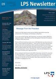 Download September 2012 Newsletter - London Petrophysical Society