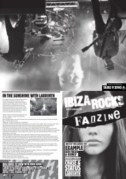 issue 10 - Ibiza Blog