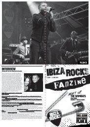 PLAN B - Ibiza Blog