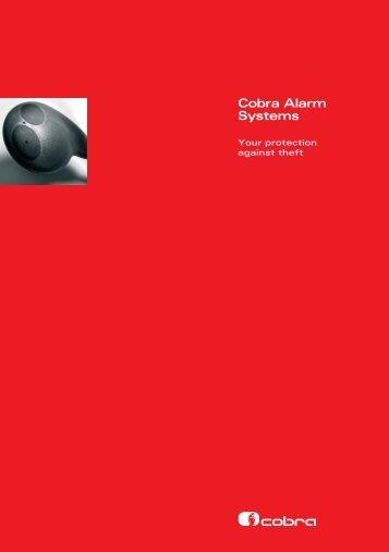 Cobra Alarm Systems