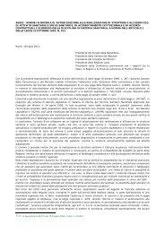 as852 - norme in materia di autorizzazione alla realizzazione di ...