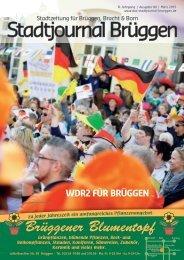 Stadtjournal Brüggen März 2015