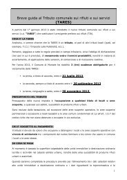 guida-tares-2013 _2_ - Comune di Montale