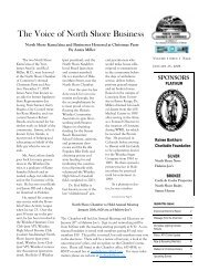 Newsletter 1-06.pub - North Shore Chamber of Commerce
