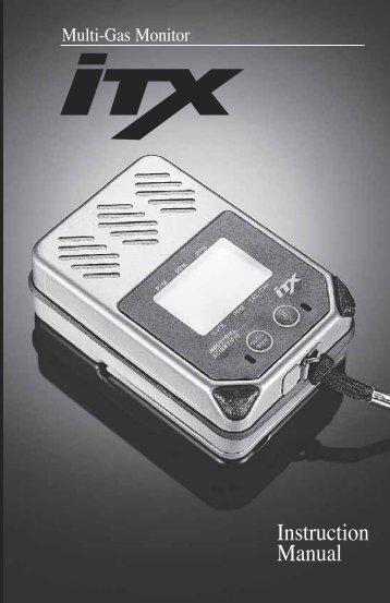 iTX_Manual (English).pdf - Usmra.com