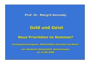 Geld und Geist - Tauschring Friedrichshain
