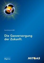 Geschäftsbericht 2011 - Mitgas