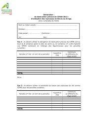DeclarationDestructionPrecoceCIPAN12_36.pdf - Chambre d ...