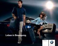 Leben in Bewegung. - BMW