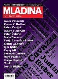 INTERVJU 2012 - Mladina