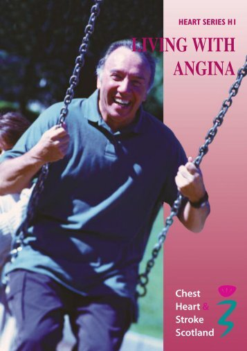 Living With Angina - Chest Heart & Stroke Scotland