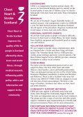Living With Angina - Chest Heart & Stroke Scotland - Page 2