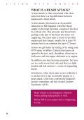 Living With Angina - Chest Heart & Stroke Scotland - Page 6