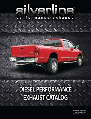 Silverline Diesel Exhaust Catalog - AP Exhaust Technologies