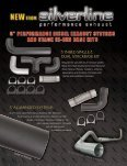 Silverline Diesel Exhaust Catalog - AP Exhaust Technologies - Page 2