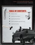 Silverline Diesel Exhaust Catalog - AP Exhaust Technologies - Page 3